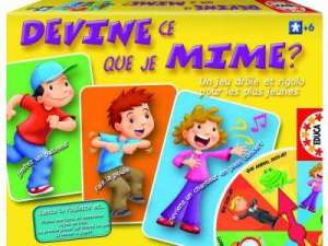 Read more about the article Jeu n°6 : Trois mimes… pour un don de Dieu