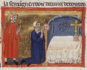 Parabole du pharisien et du publicain