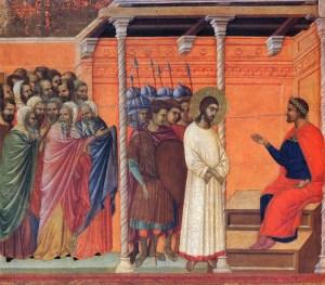 Rencontre #39 … Pilate et le Roi des Juifs
