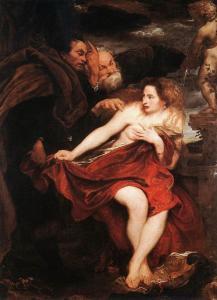 Van Dyck-Suzanne