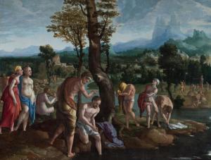 Le baptême de Jésus (Mt 3,13-17)