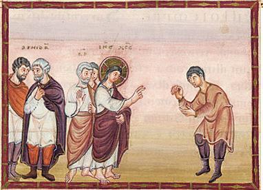 Read more about the article L'humble Fils de l'Homme (Mt 12,1-50)