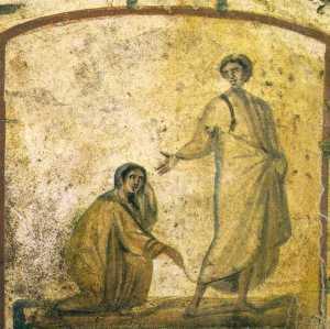 La femme hémorroïsse et la fille de Jaïre (Mc 5,21-43)