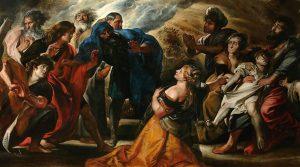 Guérison pour un enfant … son père et les disciples (Mc 9,14-29)