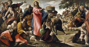 Rassasier les foules (Mt 14,13-21)