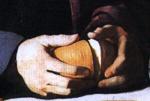 Emmaus, Zurbaran, 1660