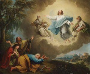 L'incompréhensible Transfiguration (Mt 17,1-9)
