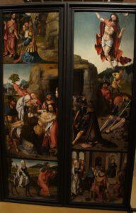Vie et passion de Jésus, anonyme flamand, 1520