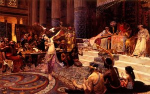 Hérodiade et le baptiste (Mc 6,14-29)