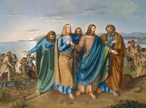Les demeures du Père (Jn 14,1-14)