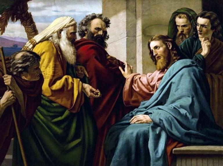 Les sadducéens et la résurrection (Mc 12,18-27)