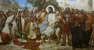 Un ânon pour Jérusalem (Mc 11,1-11)