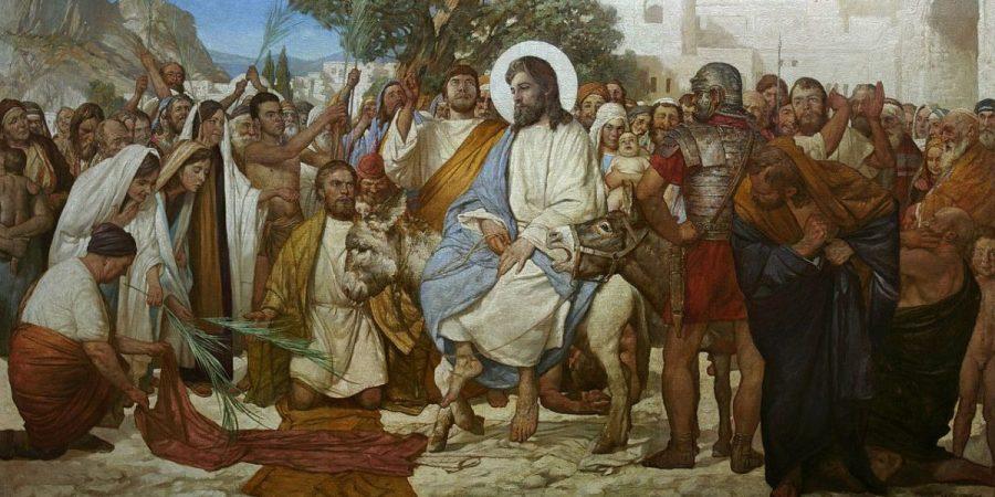 Mrironov, Le Seigneur à Jérusalem, 2016