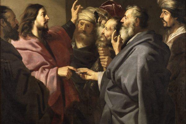 Le denier de César (Mc 12,13-17)