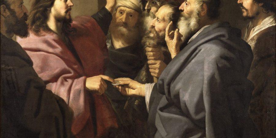 Jacob Adriaensz Backer, le paiement de l'impôt, 1630.
