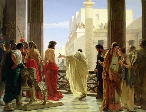 Pilate, le roi des Juifs et Barabbas (Mc 15,1-15)