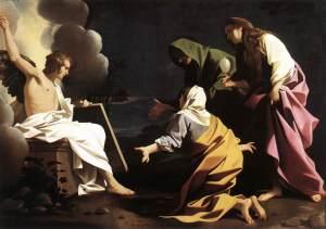 Schedoni, Les Marie au sépulcre, 1613