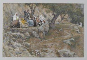 La confession de Saint Pierre, James Tissot, 1894