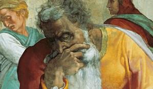 En Avent, le prophète Jérémie