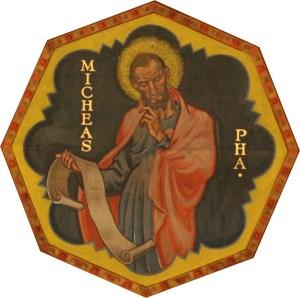 En Avent, le prophète Michée