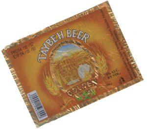 Taybeh beer (bière)