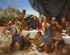 Cana, le bon vin maintenant (Jn 2,1-11)