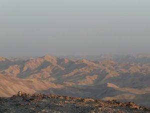 Neguev - Arad (Israël)