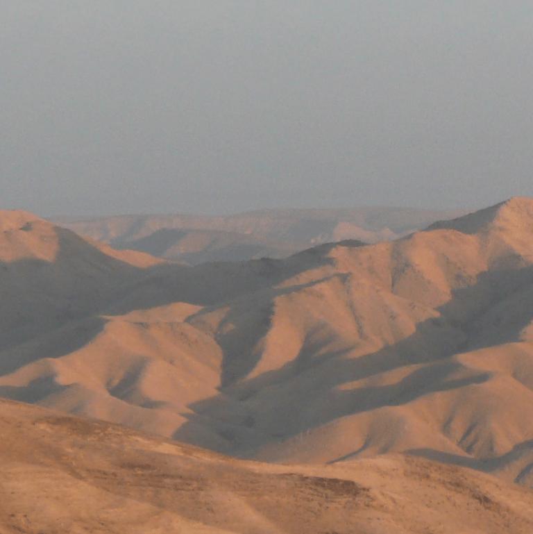 Désert 40 – Un chemin dans le désert (Is 43)