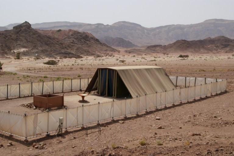 Désert 23 – Nos pères dans le désert avaient la tente du témoignage (Ac 7)