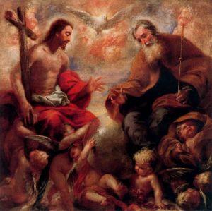 Assis à la droite de Dieu (3)