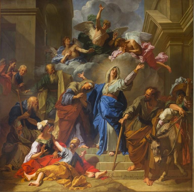 Read more about the article La musique dans la Bible (podcast) ép. 5 : Les chants de Paul et Marie