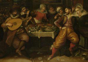 Read more about the article La musique dans la Bible (podcast) ép. 2 : Les banquets