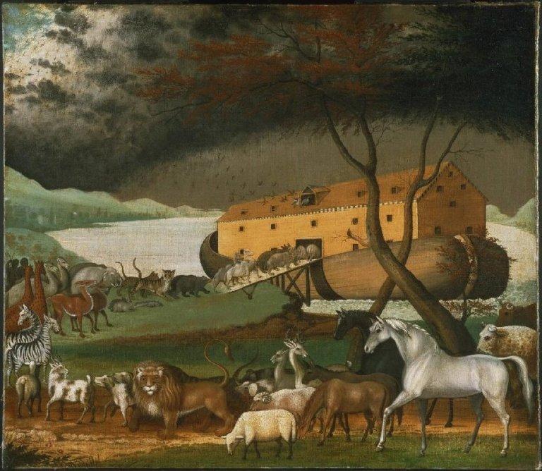 Read more about the article La Bible et la mer (2)  Noé, le déluge et l'arche