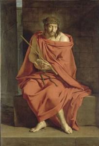 Philippe de Champaigne, Ecce Homo, 17°s.