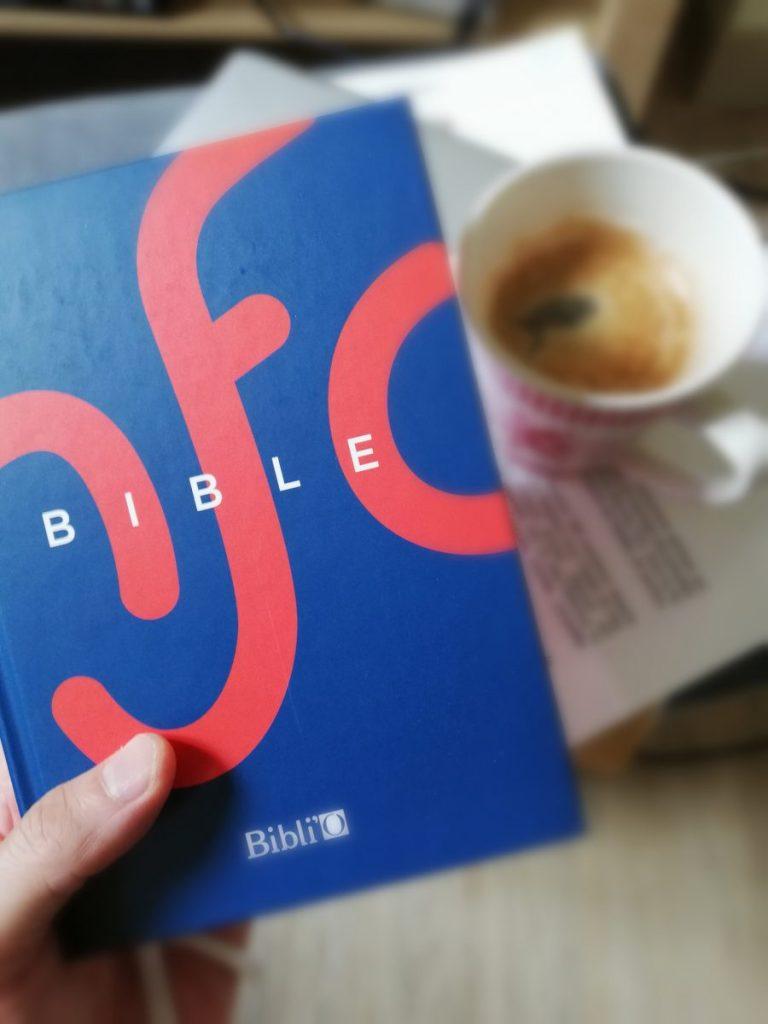 Read more about the article Enquête (podcast) La Bible Nouvelle Français Courant avec le p. G.Billon