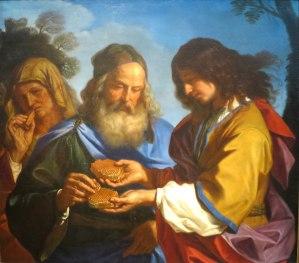 Il est né le biblique Samson (podcast)