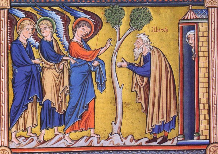 Il est né le biblique Isaac (part.2)