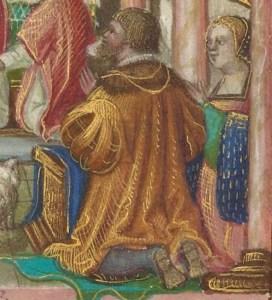 Enluminure des Heures d'Antoine le Bon (1533)