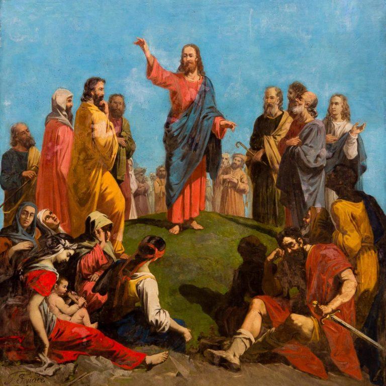 Read more about the article Heureux êtes-vous (Mt 5,1-12)