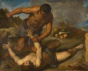 Palma il Giovane, Caïn et Abel, 1603