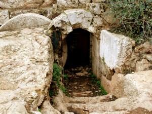 Jérusalem ouest, tombes dites d'Herode Antipater