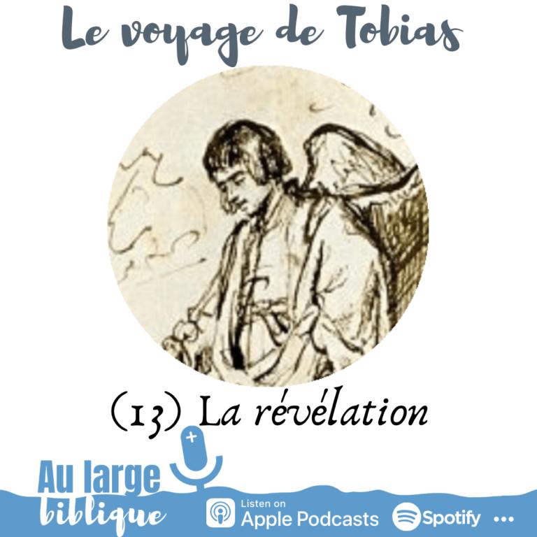 Read more about the article Le voyage de Tobias (podcast) La révélation