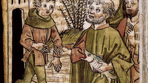 La foi des disciples (Mt 17,10-27)