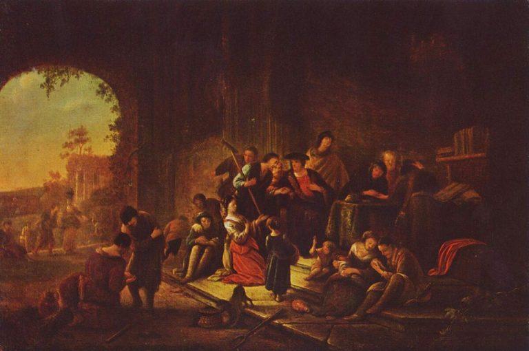 Les premiers ouvriers de la dernière heure (Mt 20,1-16)