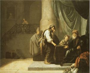 La parabole des talents (Mt 25,14-30)