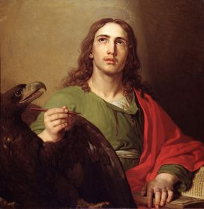 Vladimir Borovikovsky, Saint Jean, 1804