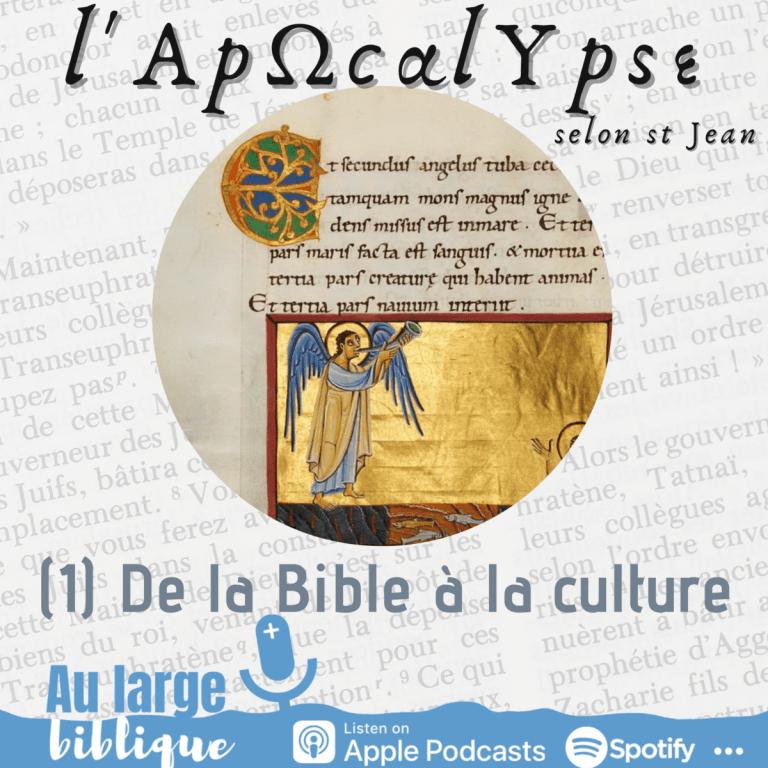 Read more about the article L'Apocalypse (1) De la Bible à la culture