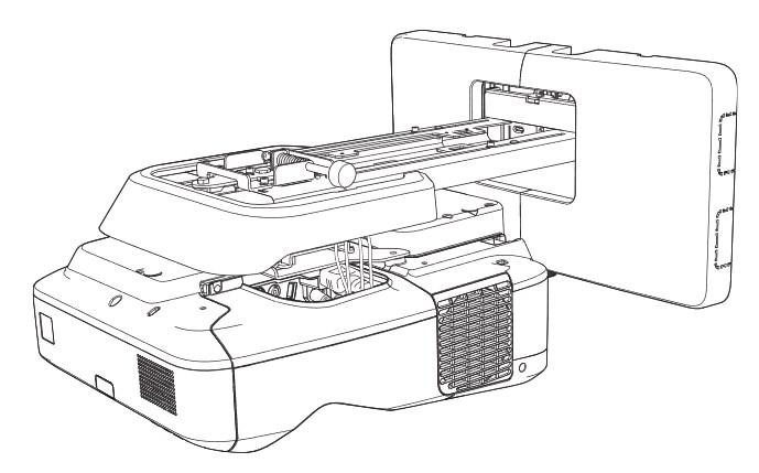Proyector de Tiro Ultra Corto interactivo Epson PowerLite