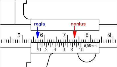Resultado de imagen para ejemplos medicion con calibrador pie de rey