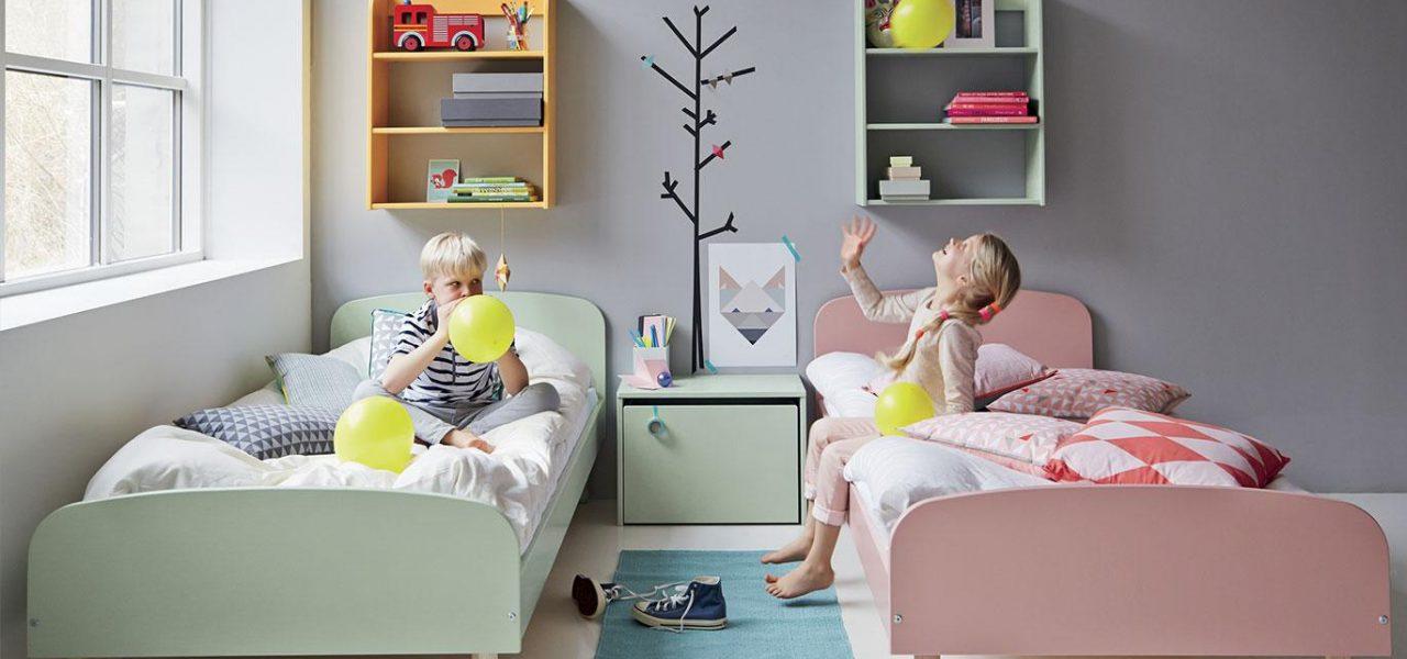 lits enfant au lit